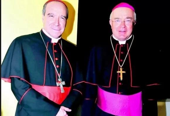 La muerte de un exnuncio pone fin al primer juicio del Vaticano por pederastia