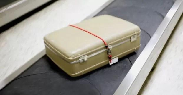 maleta aeropuerto