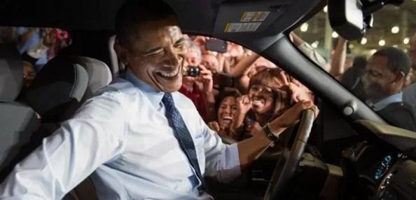 obama risas white house