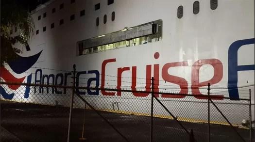 El Ferry seguirá fuera de servicio hasta el 20 de octubre