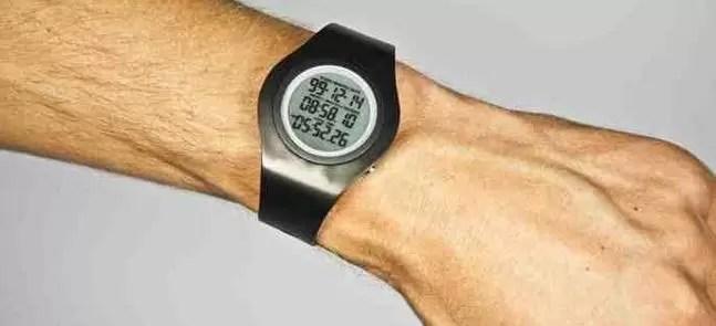 El reloj que indica la hora de tu muerte