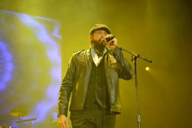 En lo que va de la noche Juan Luis Guerra lleva dos premios Grammy