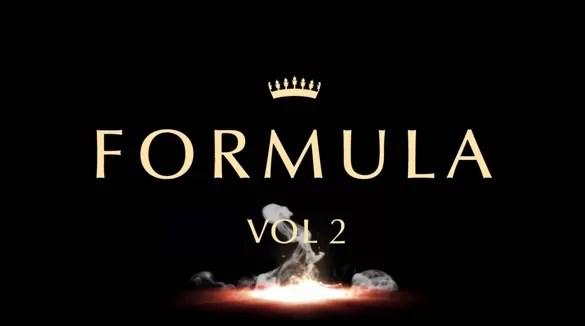 Promoción del nuevo disco de Romeo Santos ¨Fórmula volumen 2¨