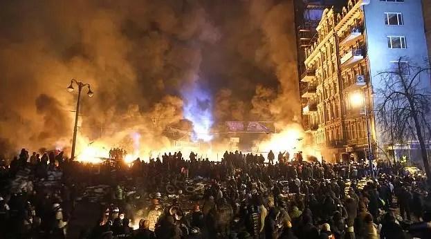 Ucrania: La violencia sigue escalando sin tregua