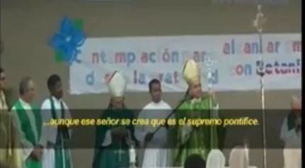 PC pide al Gobierno proteger sacerdote Serrano y rechaza al Cardenal