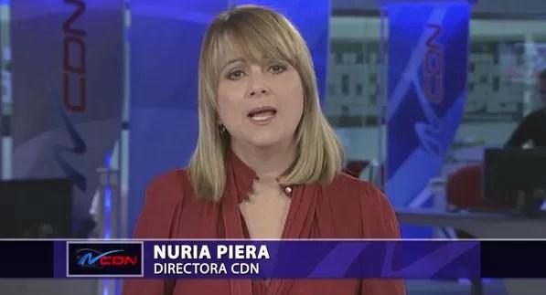 Nuria le responde al presidente de Ecuador