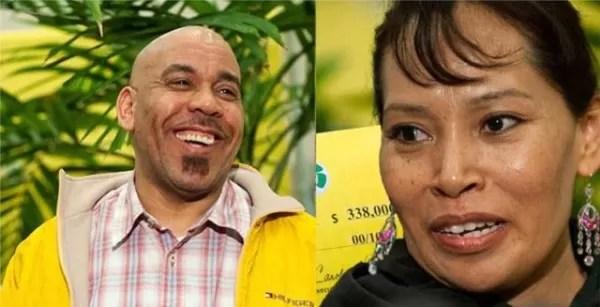 Dominicano que ganó US$338MM en lotería compartirá fortuna con esposa