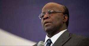 ministro negro