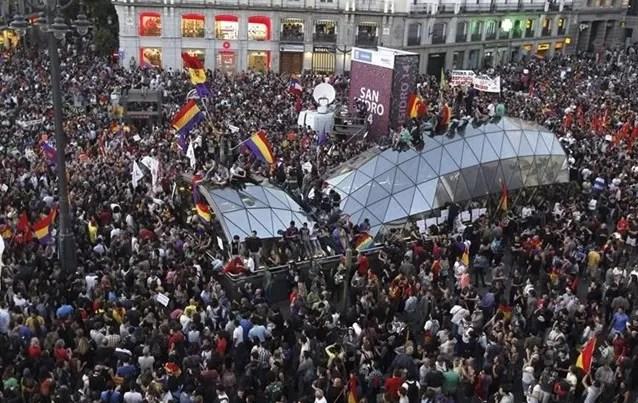 La corrupción en España, una lacra que puede pasar factura en las elecciones