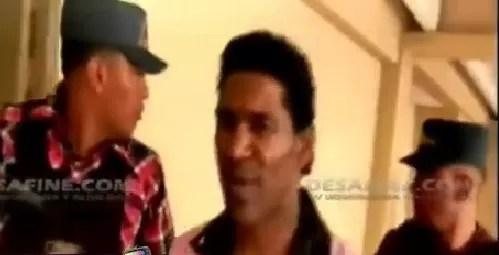 Dice Omega que no se había entregado por estar afectado de la Chikungunya (video)