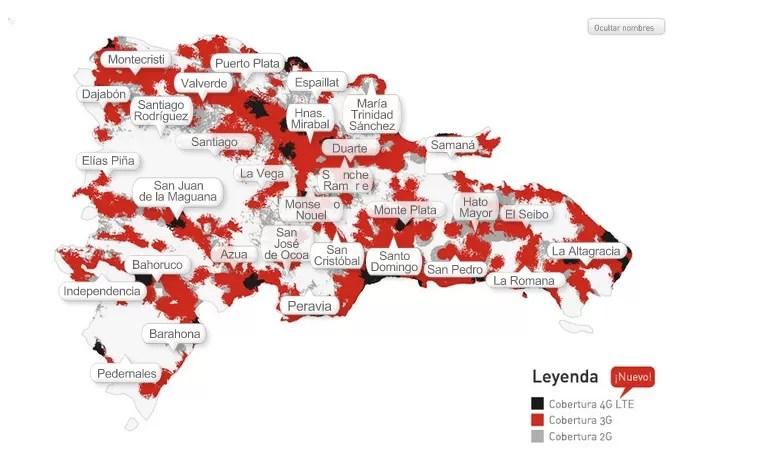 República Dominicana tiene la red 4G más rapida de latinoamérica