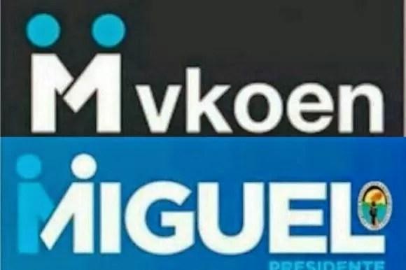 «Creativos» al servicio de Miguel Vargas Maldonado plagian logo