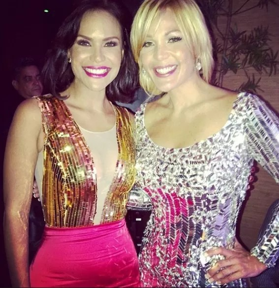 Georgina y Luz
