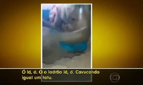Presos Brasil