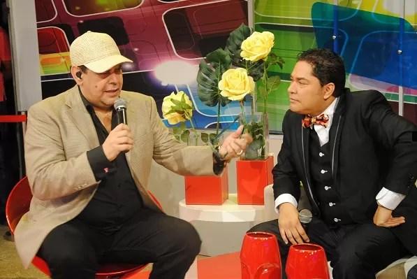 Fernando Villalona y el Pacha