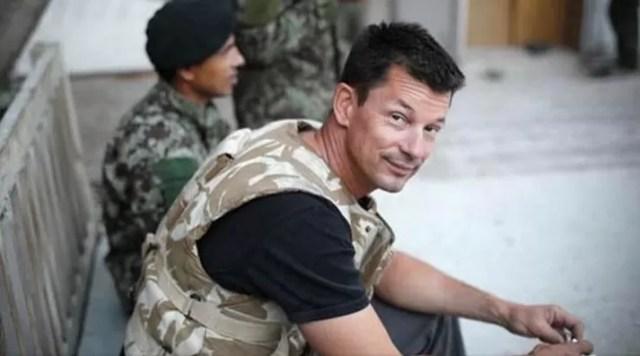 John Cantlie