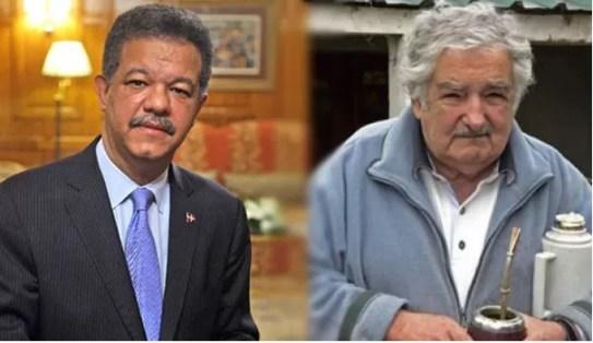 Leonel y Mujica