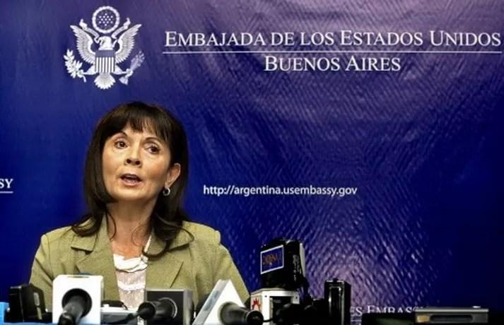 embajada eeuu argentina