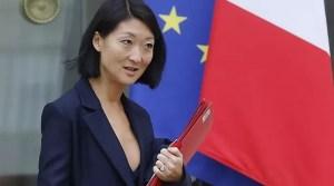 ministra cultura francia
