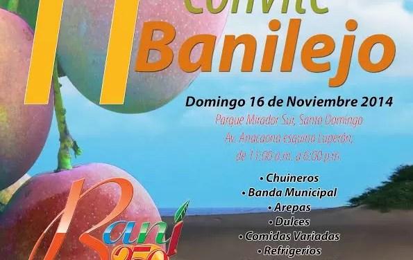 Anuncian la celebración del  undécimo Convite Banilejo