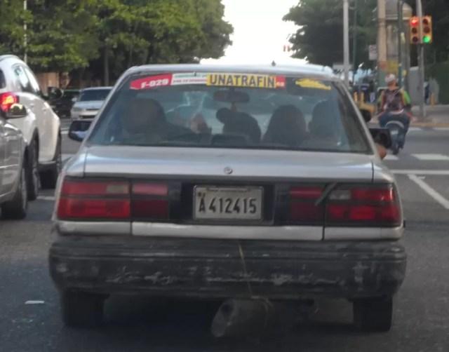 Carro Publico concho