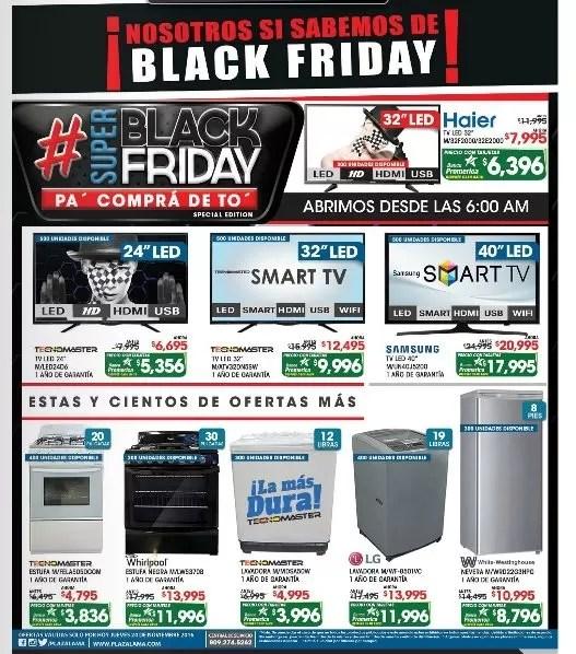 Ofertas descuentos viernes negro rep blica dominicana - Black friday muebles ...