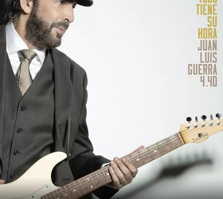 Juan Luis Guerra con cuatro nominaciones  en el  Grammy Latino