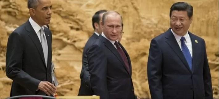 Putin dice que podría postular a un cuarto mandato como presidente en 2018