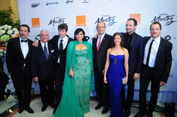 Elenco de Maria Montez