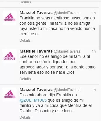 Massiel Taveras Twitter 2