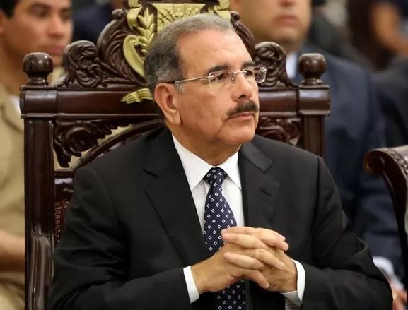 Danilo Medina expresa consternación por la muerte de Juan de los Santos