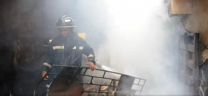 fuego bomberos