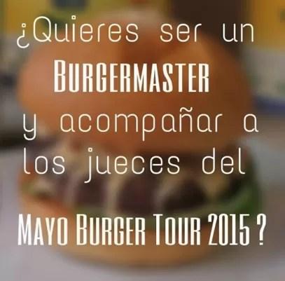Mayo burger