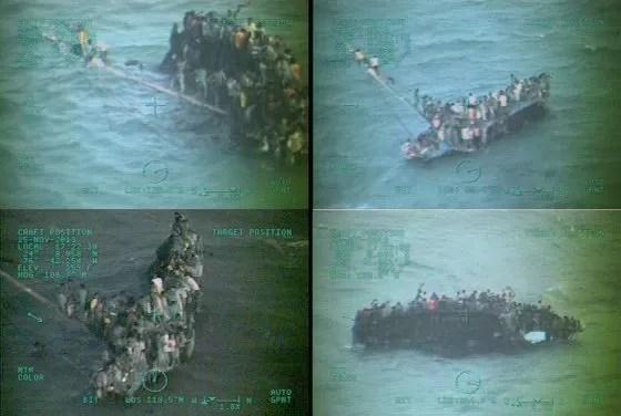 Los supervivientes del naufragio, una docena de personas, recibieron atención médica por parte de miembros de Defensa civil haitiana.