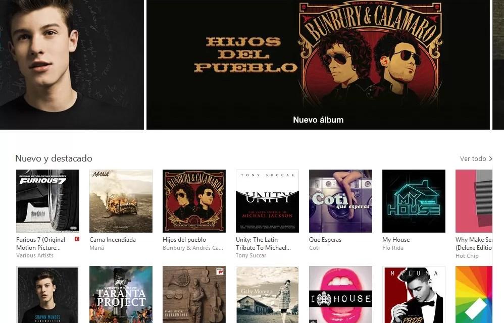 Las ventas de música digital igualan las ventas físicas por primera vez