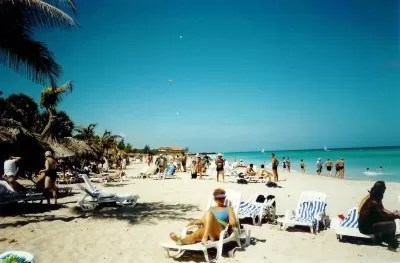 Turismo en Cuba playas