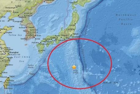 Terremoto Japon