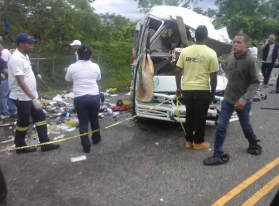Accidente samana