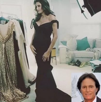 Bruce como mujer