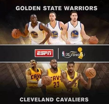 Finales de la NBA en vivo por ESPN