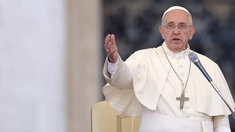 papa fransico