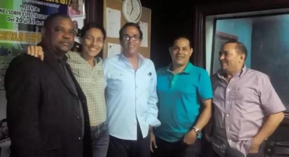 Aidita selman y Guillermo Cordero