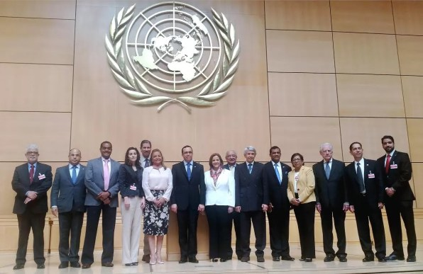 Embajadores dominicanos