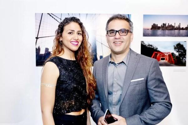 Karla Fatule y Jochy Fersobe