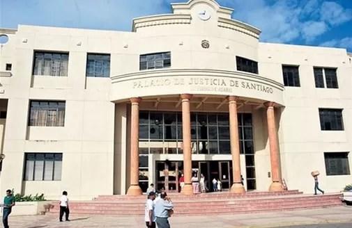 Palacio Justicia Santiago