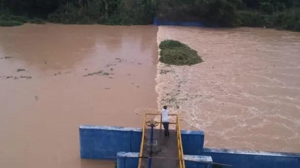 Informa la CAASD que las presas aumentaron más de 32 millones de metros cúbicos