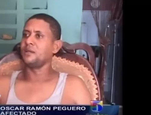 Policías le rompieron los testículos y ahora le amenazan de muerte