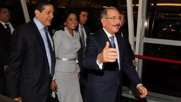 Danilo Medina en NY