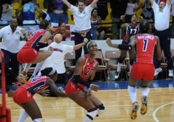 Dominicanas derrotan a Brasil y ganan el Mundial de Voleibol Sub-20