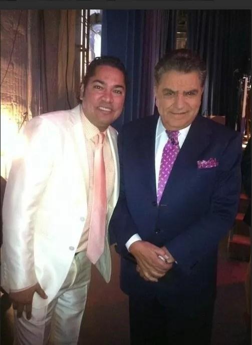 El Pacha y Don Francisco